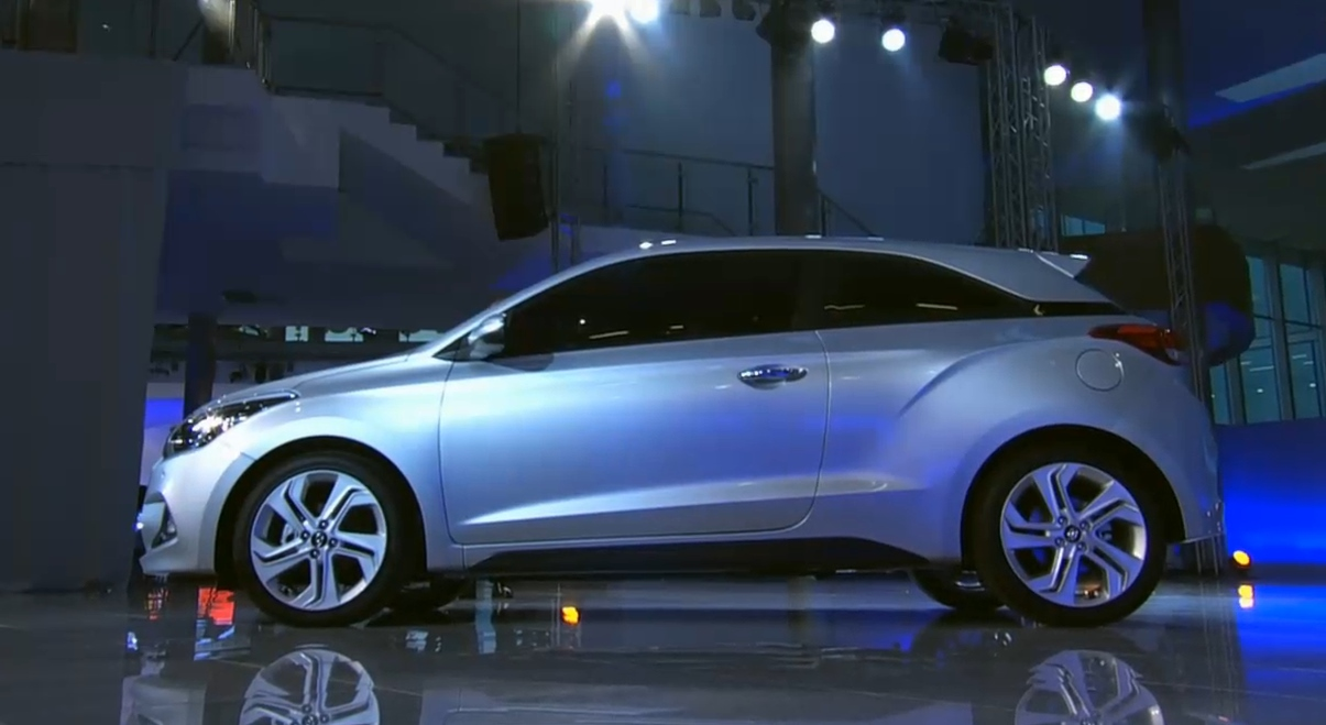 Premiere Hyundai i20 Coupé