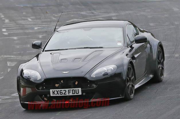 Aston Martin Vantage prototype