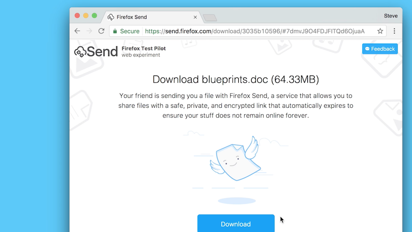 "Send: Mozilla startet ""sicheres"" Filesharing"