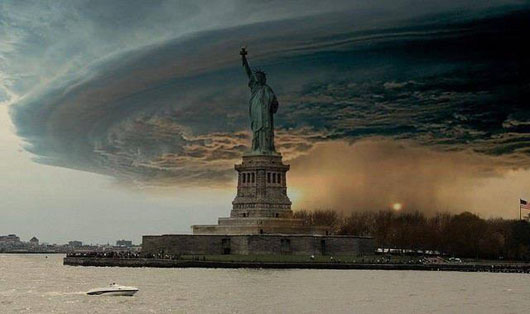 Sandy in NYC
