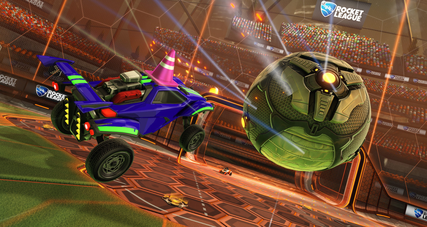 Trade off unwanted 'Rocket League' gear for hats and profit