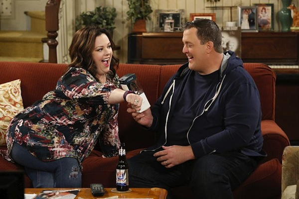 melissa mccarthy career, melissa mccarthy mike and molly