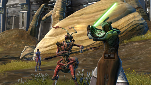 The Stream Team: SWTOR because Star Wars