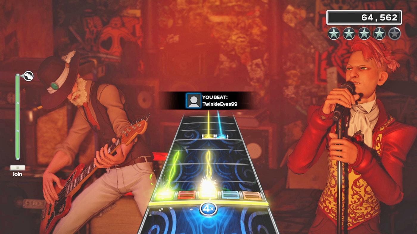 Rock Band 4 Is Coming To The Pc With Your Help
