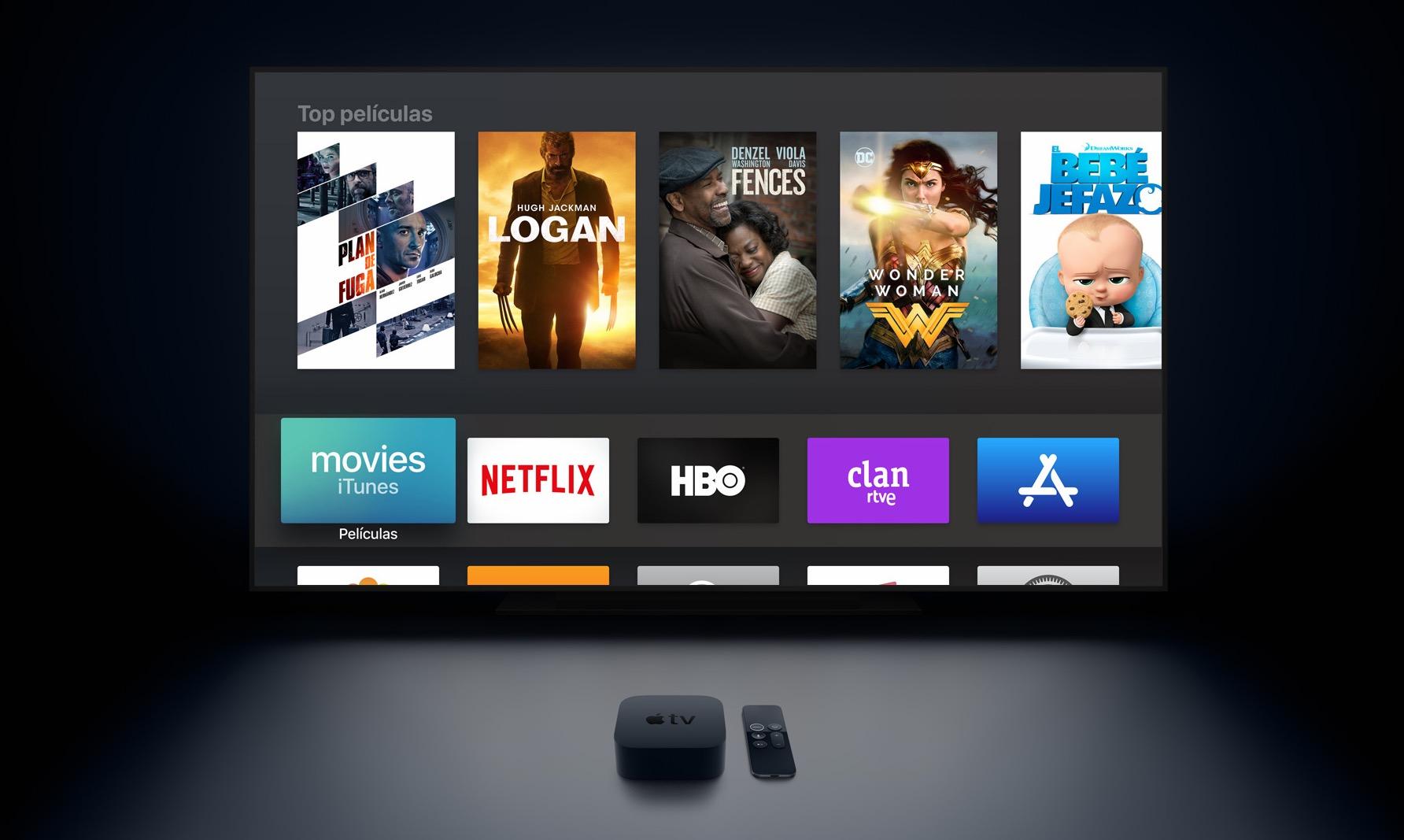 Apple ya tiene su Apple TV en 4K