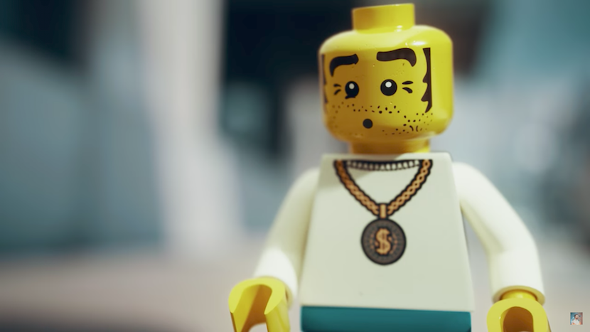 Super Animationsfilm: Lego GTA