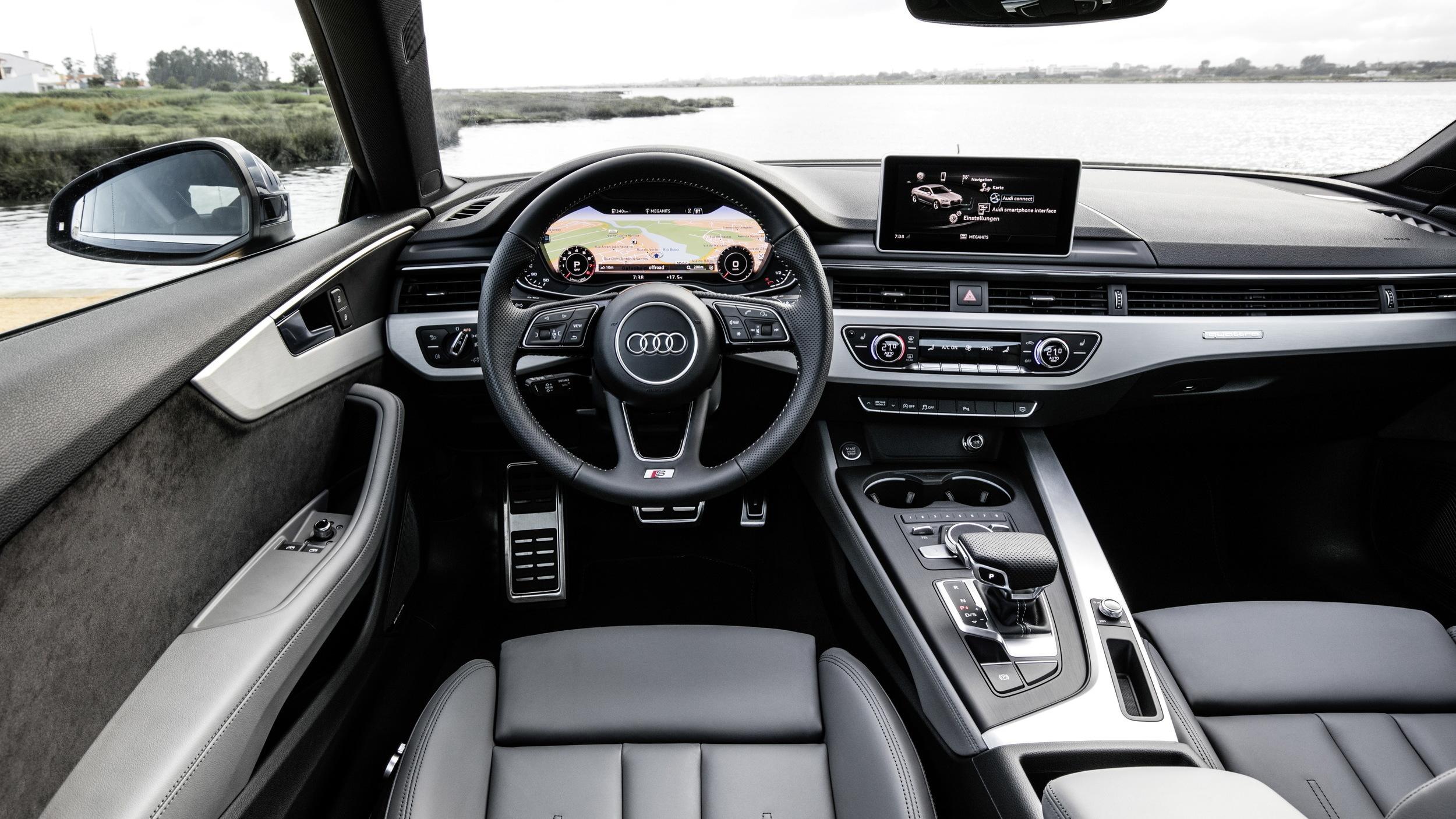 עדכון מעודכן 2017 Audi A5 First Drive - Autoblog MP-16