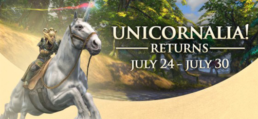 RIFT's Unicornalia returns through July 30