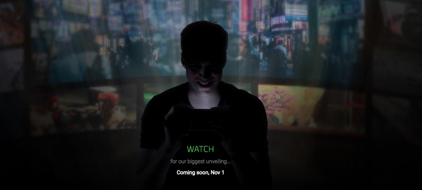 Razer podría lanzar su esperado smartphone el 1 de noviembre