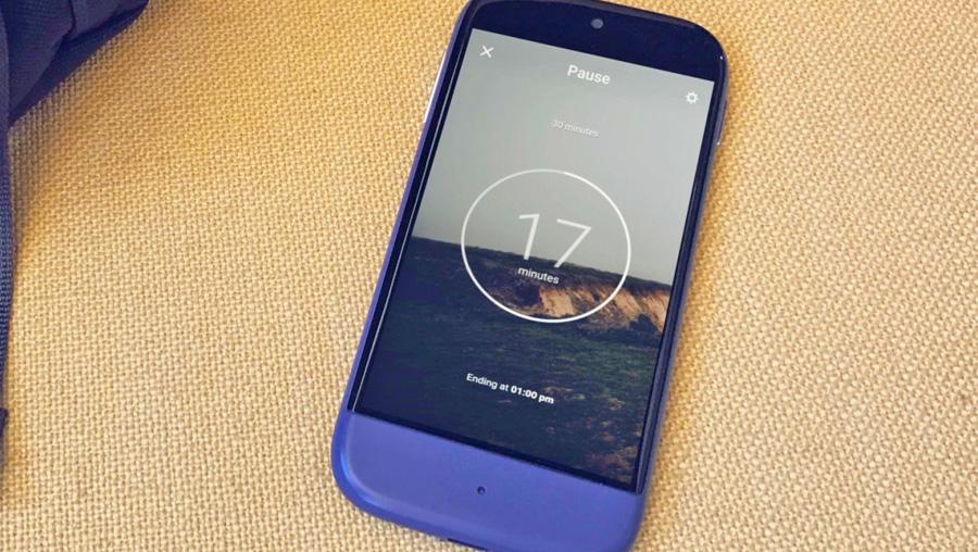 Siempo: Das Smartphone für trockene Smartphoniker
