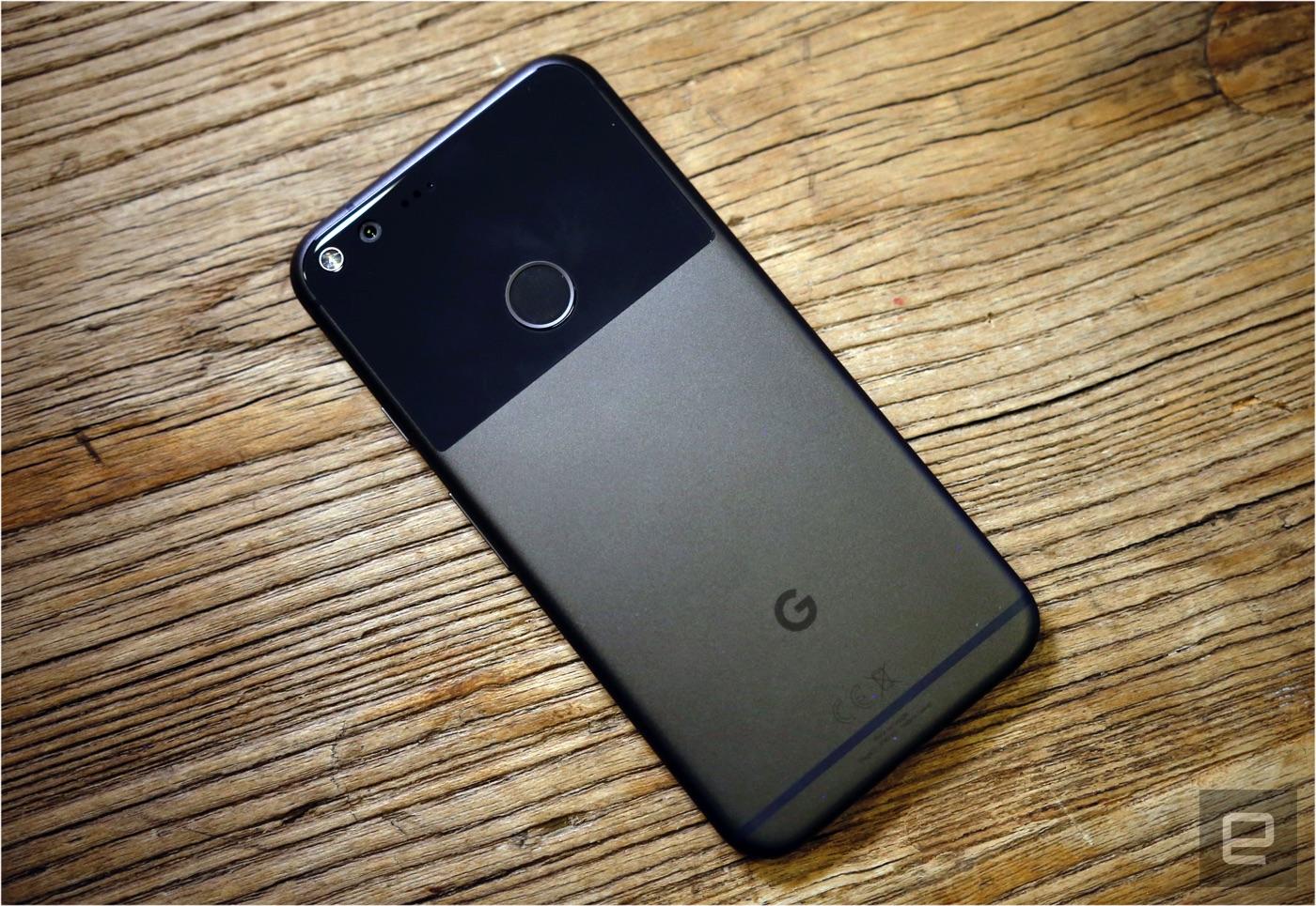El próximo Pixel de Google tendría pantalla curva como el Galaxy S8