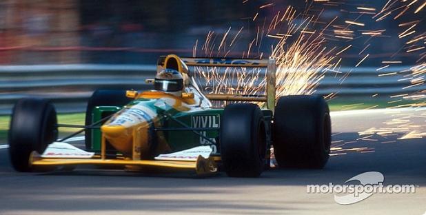 Webber se souvient de la victoire de Schumacher à Spa en 1992