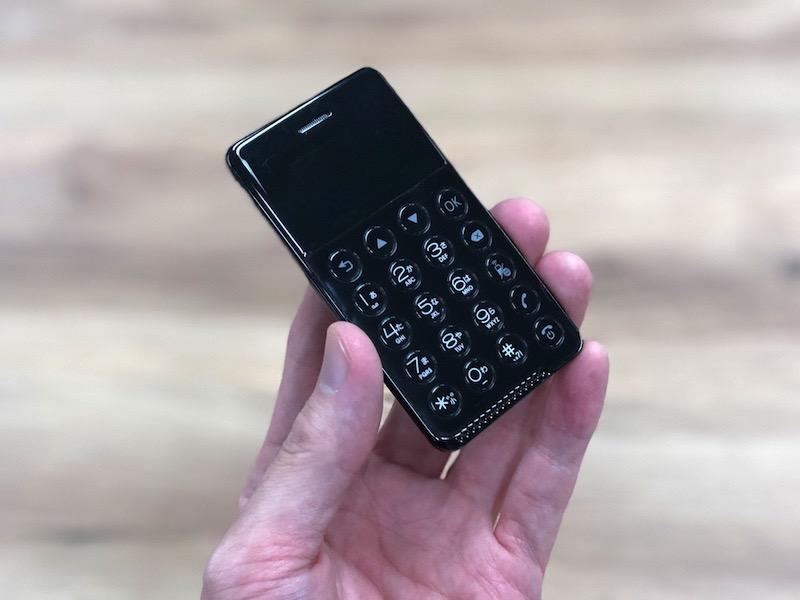 NichePhone-S: kleiner wird Android nicht