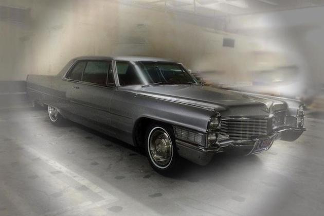 人気ドラマ『マッドメン』の主人公が乗った1965年型キャデラック「クーペ・ドゥビル」が販売中