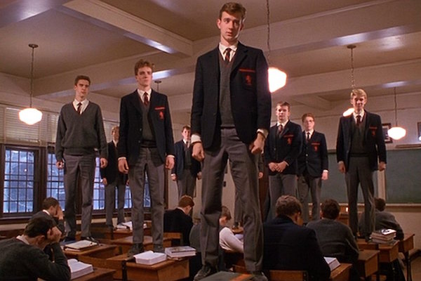 movies that make you rethink everything, dead poet's society