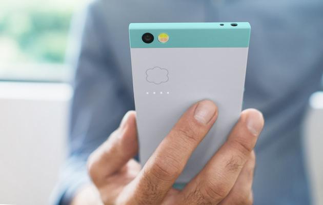 Robin: Smartphone mit 100 GB Cloud-Speicher (Update: Kickstarter-Ziel erreicht)