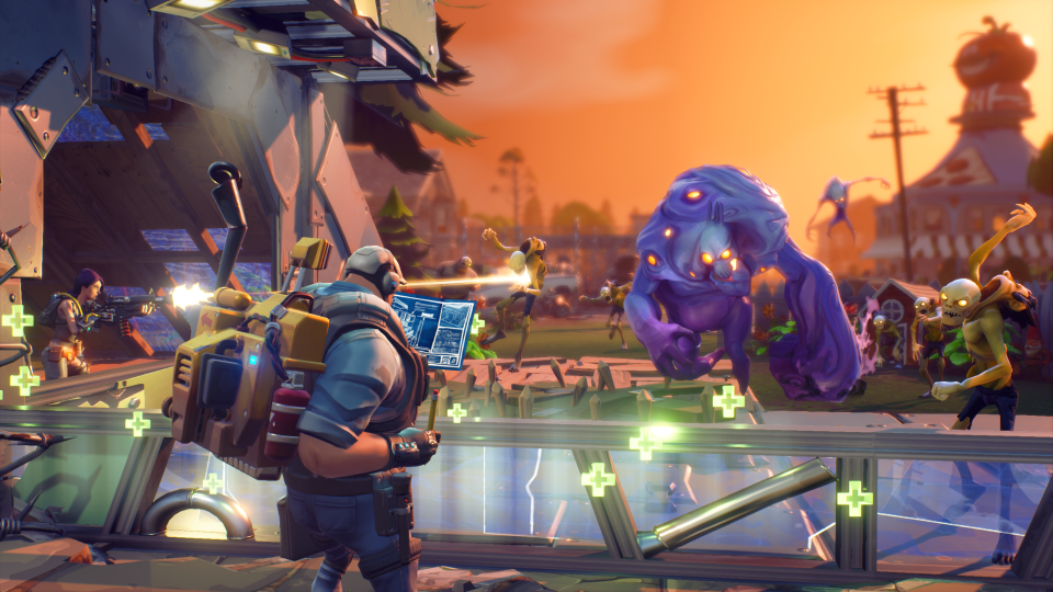 'Fortnite' would be a fun game, if it weren't so complex