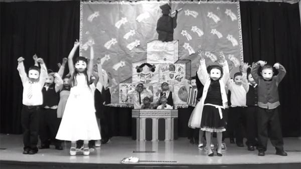 幼稚園児がマドンナのヒット曲を歌いまくる動画が可愛すぎると話題に