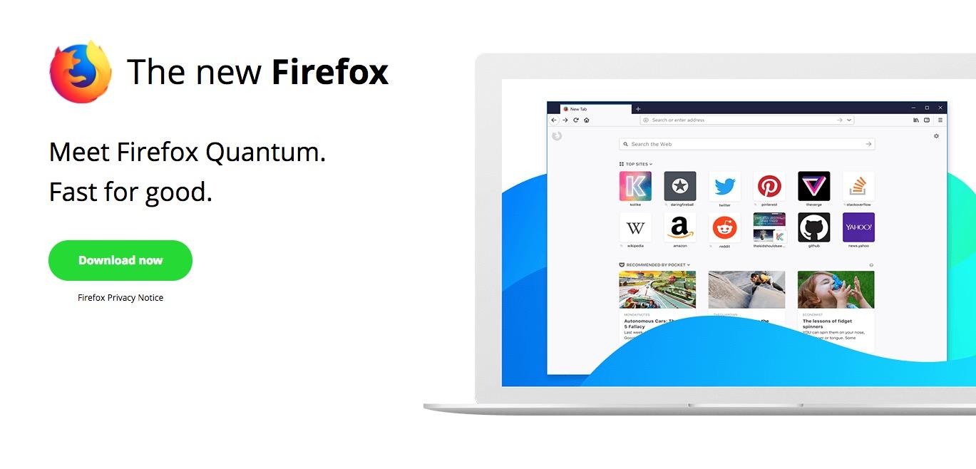 Firefox Quantum ya está aquí para que dejes Chrome y regreses