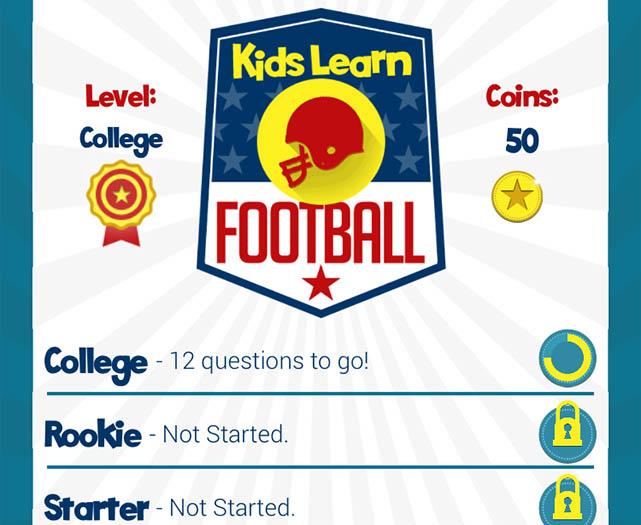 Kids Learn Football screenshots
