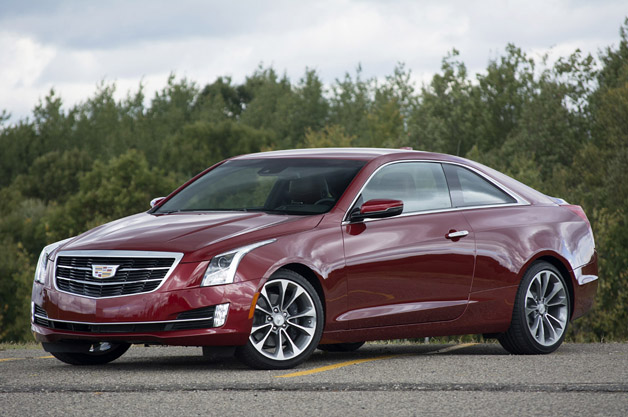 CadillacATS Coupe