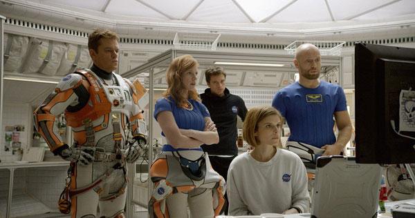 映画『オデッセイ』、個性派 ・頭脳派ぞろいの乗組員たちの性格が一目瞭然でわかるスペシャル映像