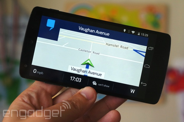 Nokia Here Maps for Android