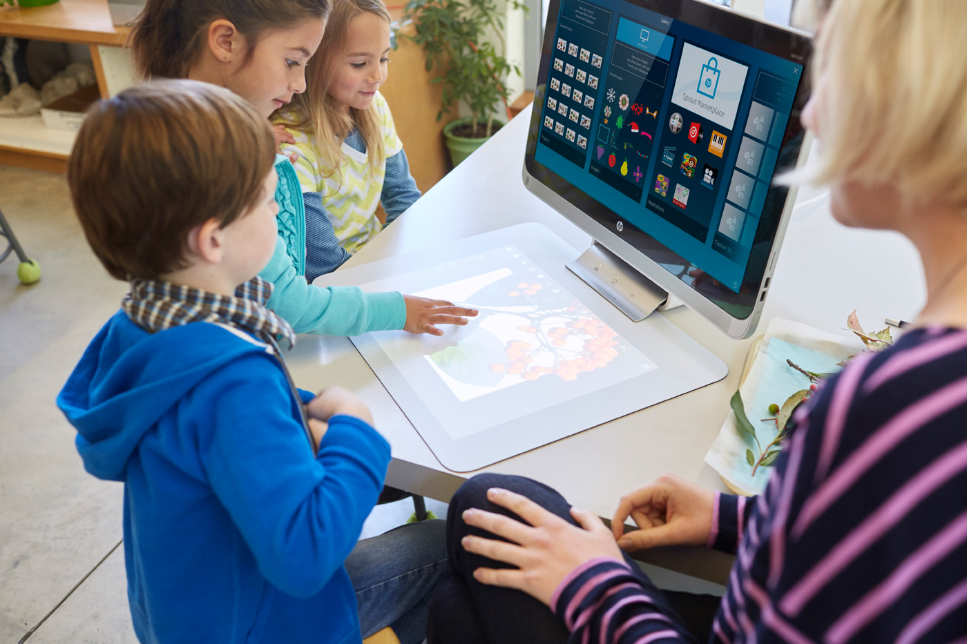 HP's 3D-scanning Sprout Pro PC is built for schools