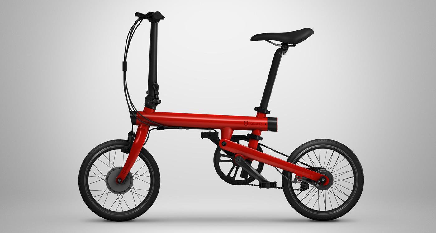 Xiaomi presenta una bicicleta plegable eléctrica de 460 dólares