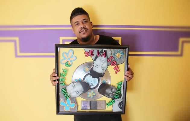 Relax: De La Soul's album's already smashed its Kickstarter goal