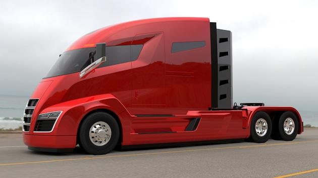 発明家ニコラ・テスラの名前に由来する新興EVメーカーが、「ニコラ・ワン」と「ニコラ・ゼロ」の受注を開始