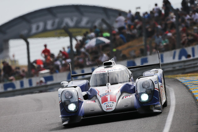 Le Mans 24 Hours8th-14th June 2015. Circuit de la Sarthe, Le Mans, France.