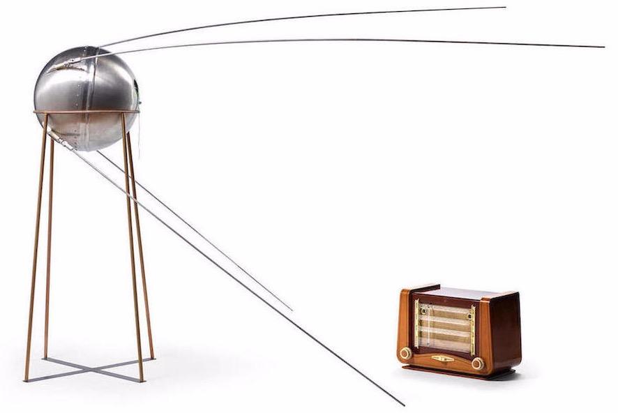 Erster Satellit: Sputnik-1 zu versteigern