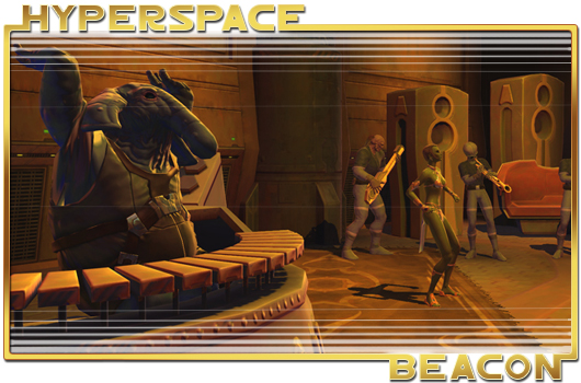 Hyperspace Beacon