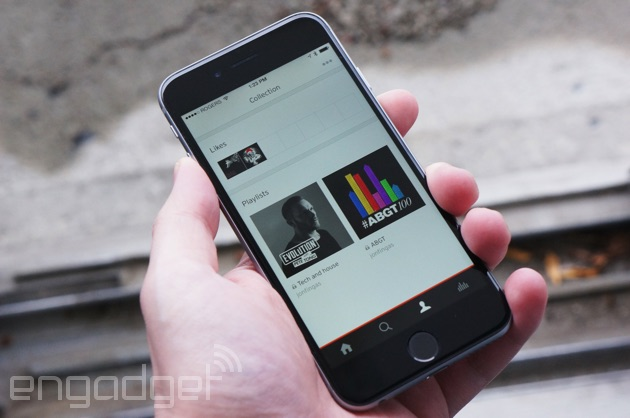 SoundCloud's new hub puts all your favorite audio in one place
