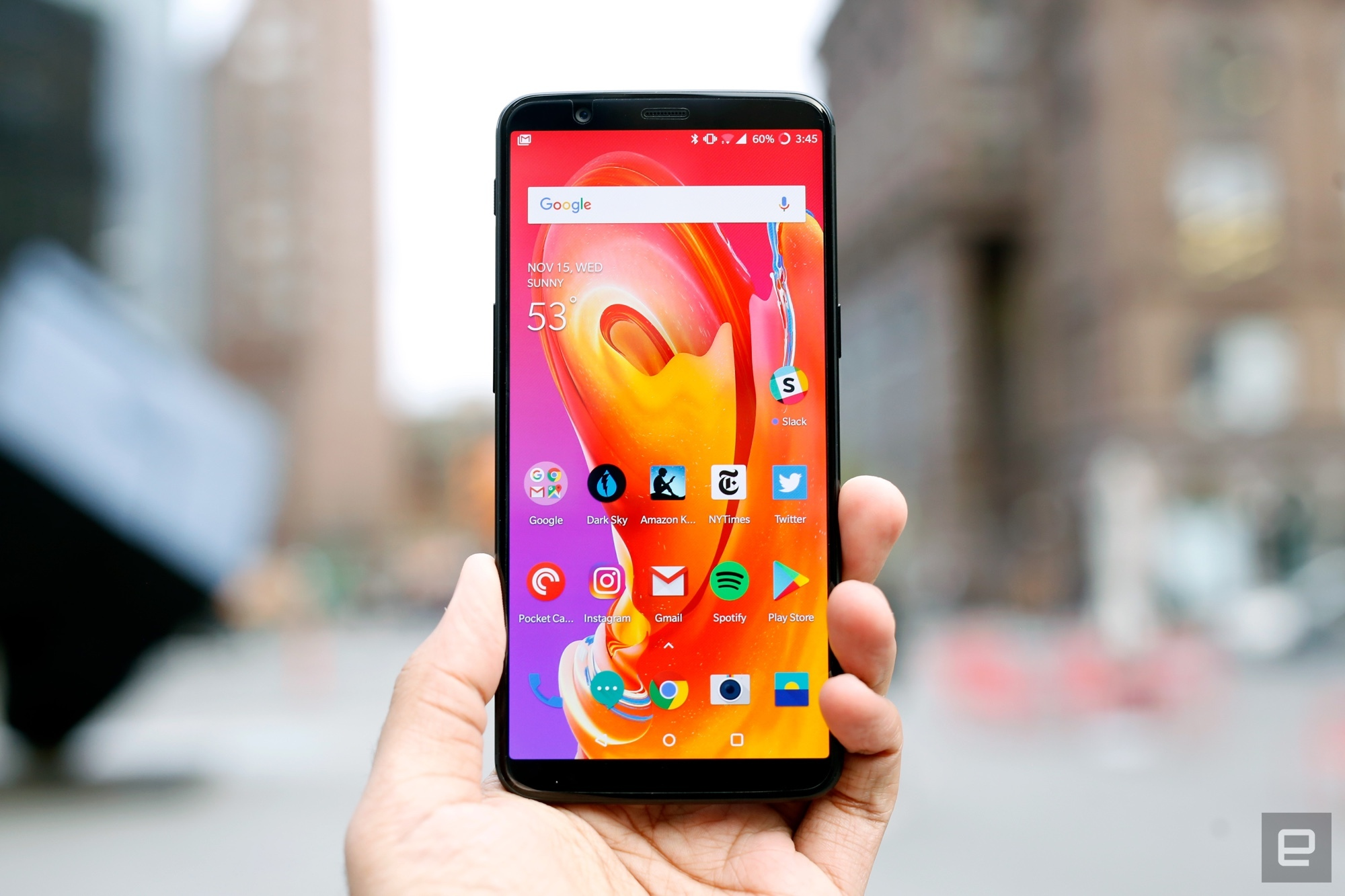 OnePlus is done selling its flagship 5T in North America