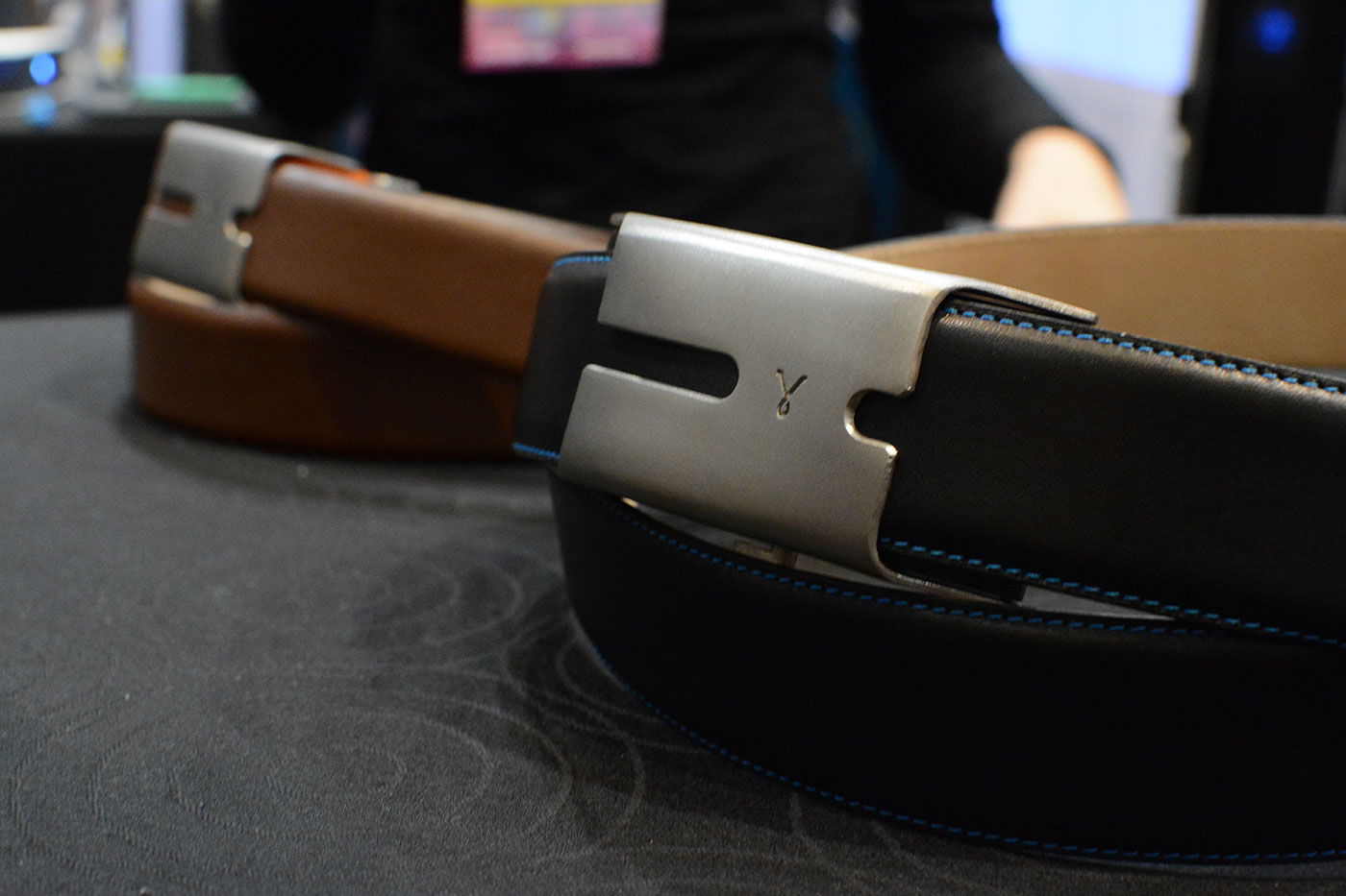 Belty the self-adjusting belt just got smarter and classier