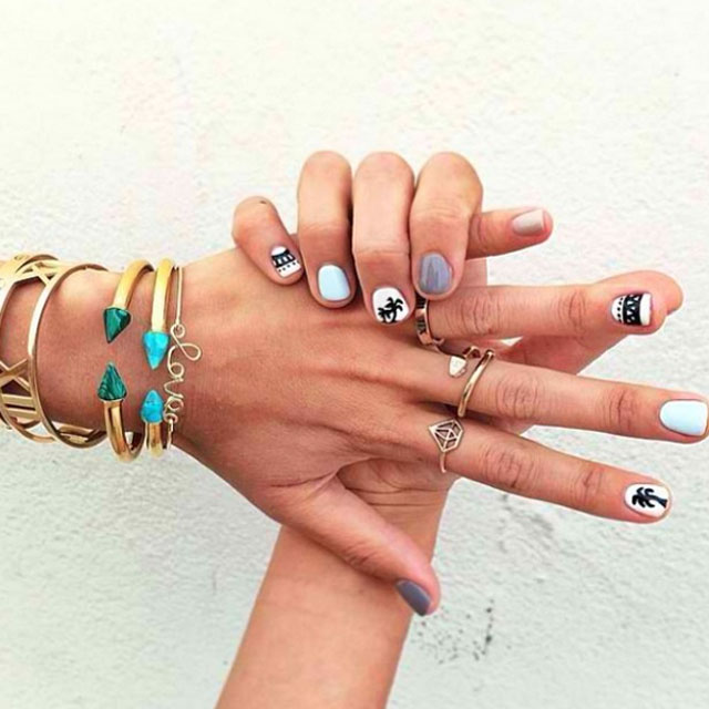 festival-nail-art