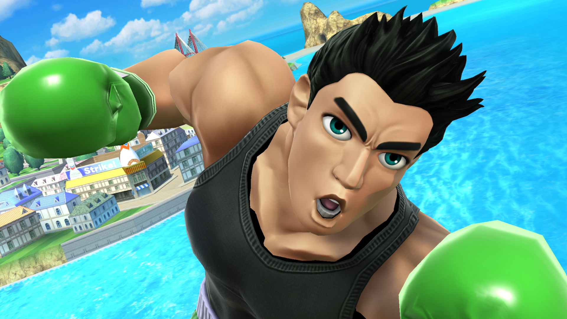 Is Little Mac the worst Super Smash Bros. Wii U character?