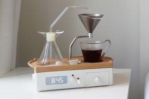 Barisieur's coffee-brewing alarm clock might actually happen