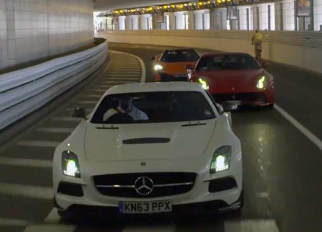 Drive on NBC Sports: Monaco trailer