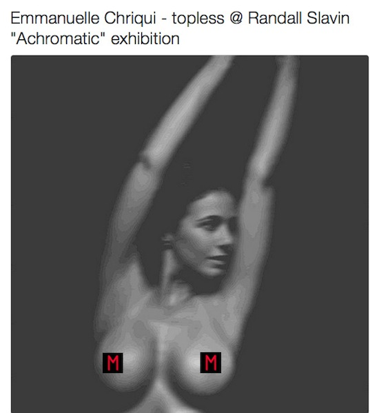 emmanuelle chriqui topless, emmanuelle chriqui boobs, sloan entourage boobs