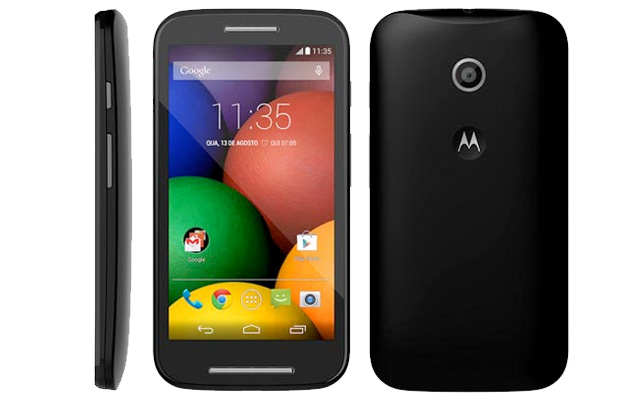 Motorola's first post-Google phone looks to be another low-end wonder