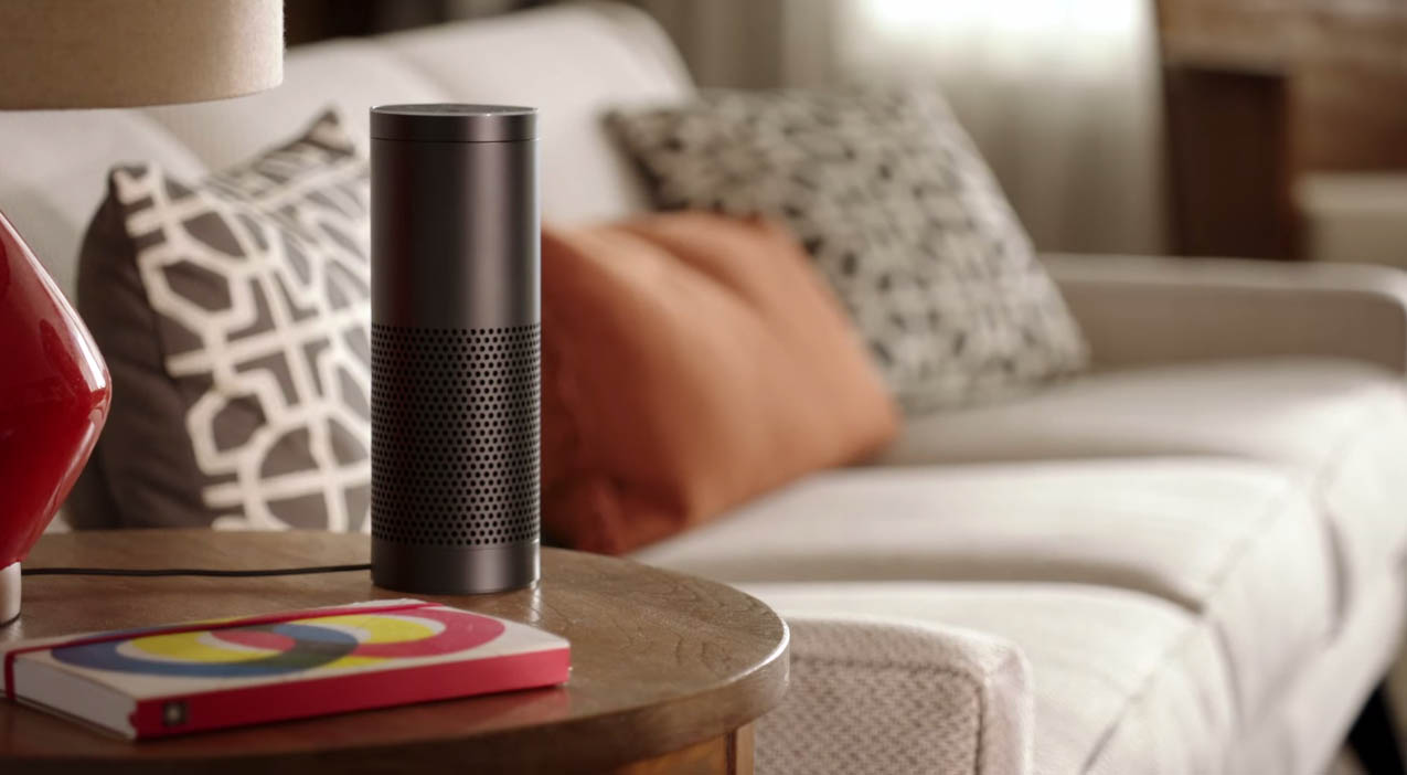 Amazon's voice-controlled Echo speaker is now available at Staples