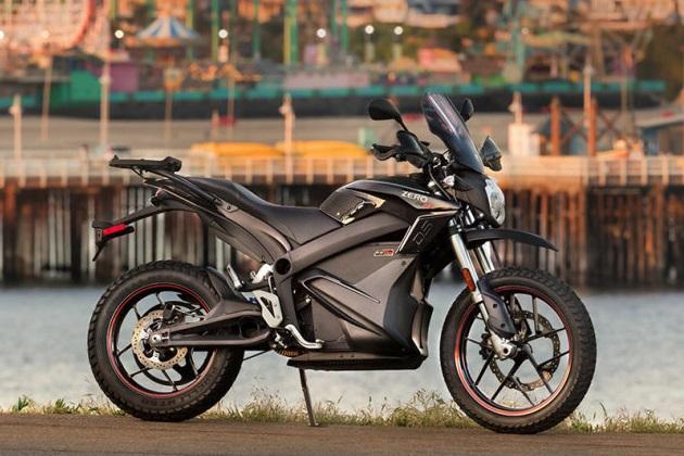 ゼロ・モーターサイクルズが10周年を記念して「ゼロDSR」の限定モデルを販売!