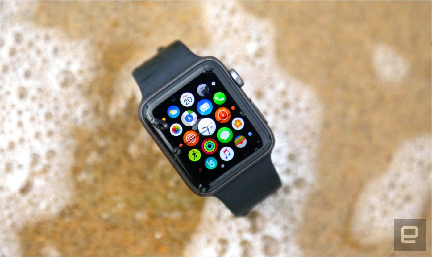 Apple Watch soll LTE bekommen