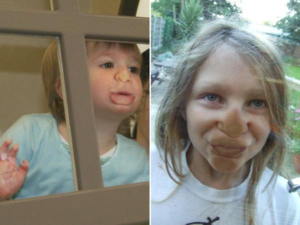 Kids VS. Glass