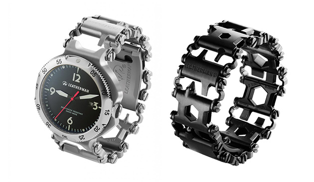 Leatherman Tread bracelet is the first truly useful 'wearable'