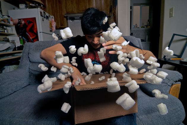 Packing peanuts are the key to fast-charging batteries