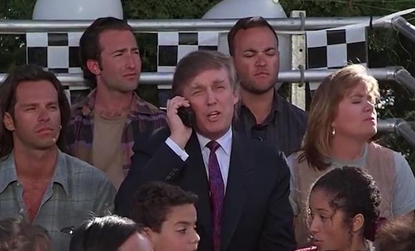 donald trump cameos, donald trump tv and movie appearances